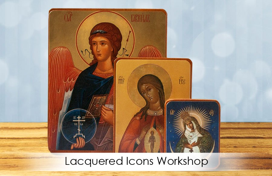 Learn more about Lacquered Icons Workshop