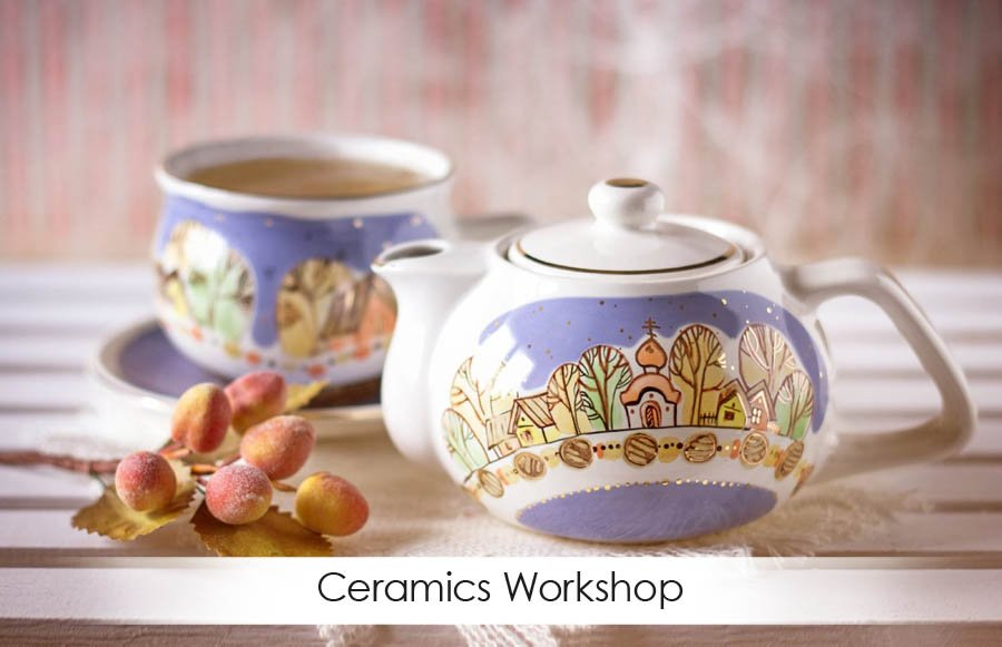 Learn more about Ceramics Workshop