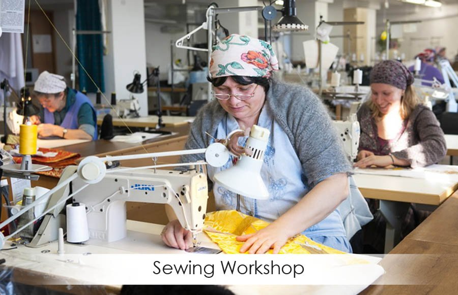 Learn more about Sewing Workshop