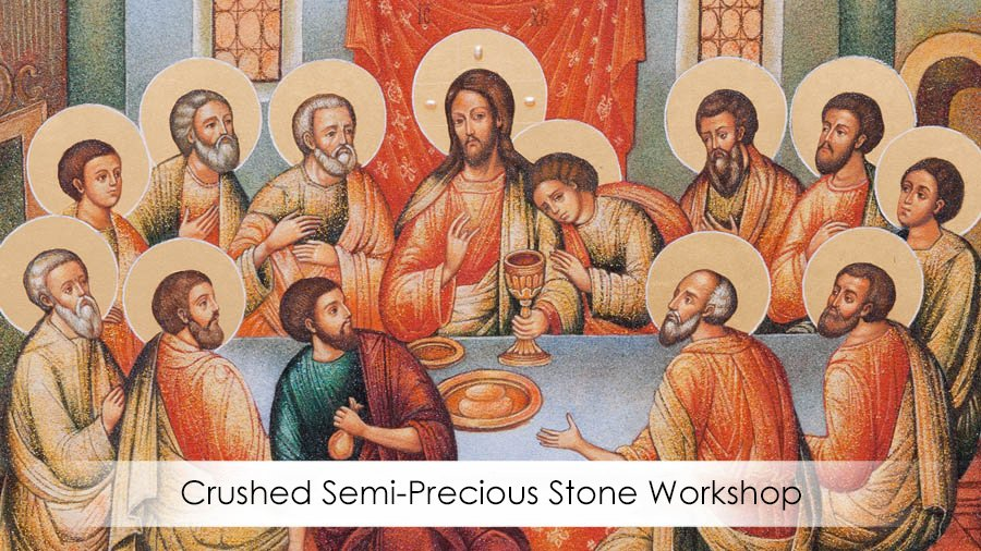 Learn more about Crushed Semi-Precious Stone Workshop
