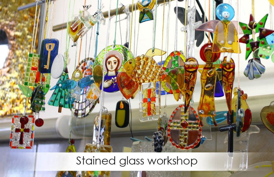 Learn more about Stained Glass Workshop
