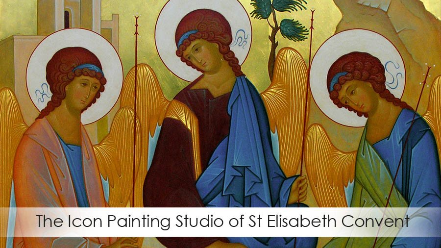 Learn more about The Icon Painting Studio